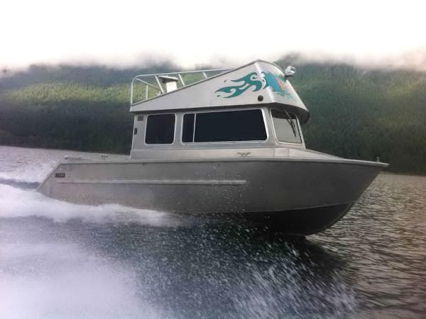 Custom Sport Fishing, Cruiser