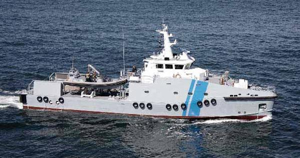 Custom Patrol Ships
