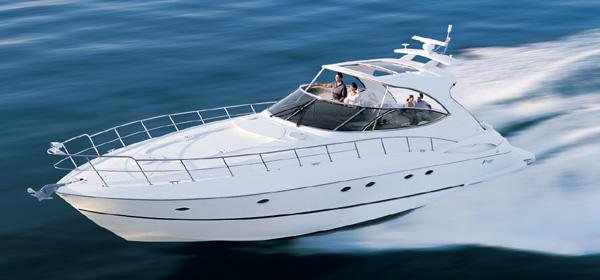 Cruisers Yachts 540 Express Manufacturer Provided Image