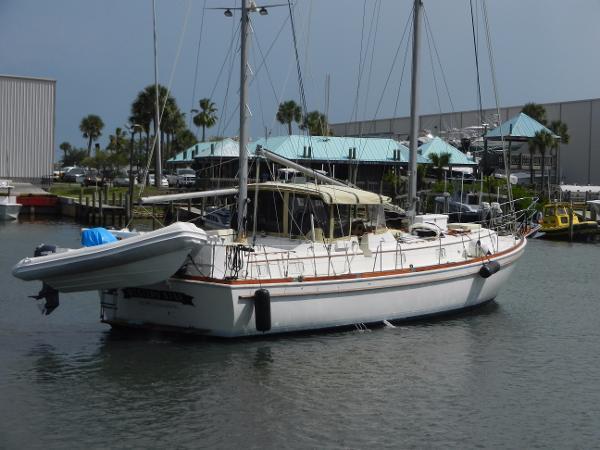 Gulfstar 53