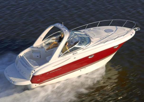 Monterey 270 Cruiser Manufacturer Provided Image