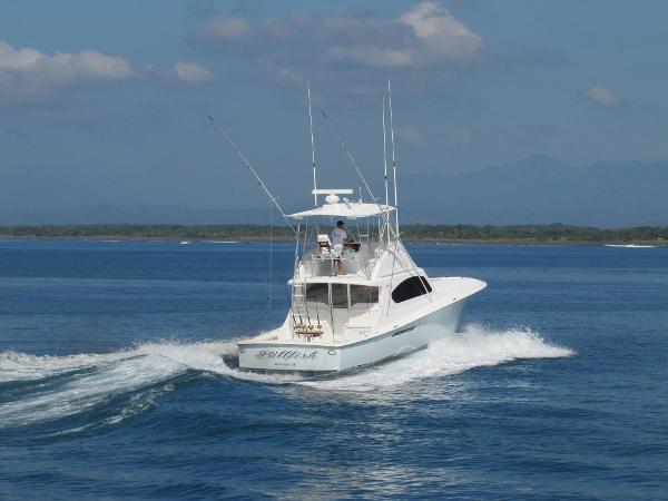 Ocean Yachts 37 BF