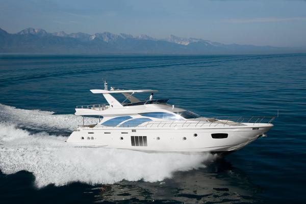 Azimut 78 Fly Hard Top