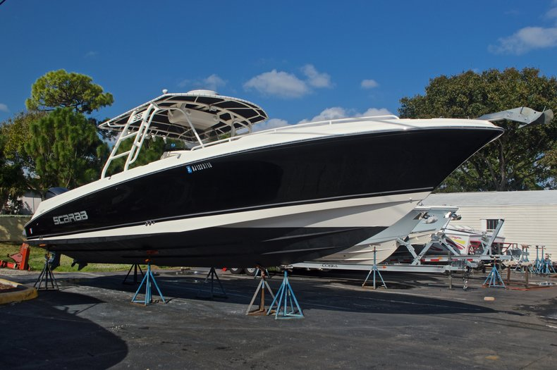 Wellcraft 35 Scarab Offshore Sport