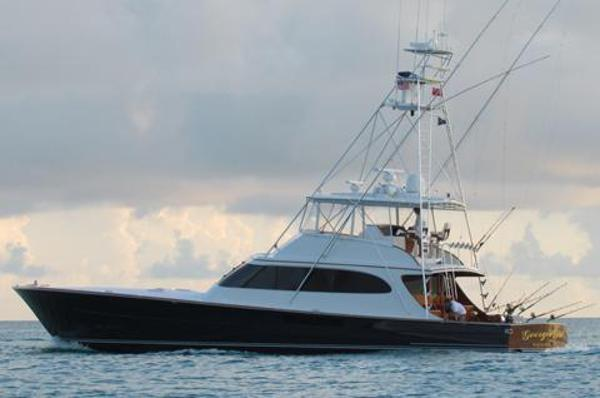 Merritt Custom 72' Sportfish GEORGIE GIRL