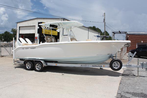 Key West 263 FS