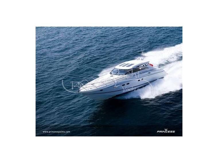 Princess Princess Yachts V 58