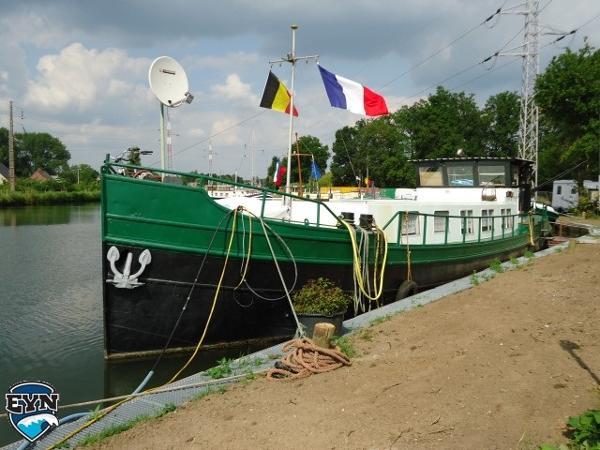 Woonschip Met ligplaats