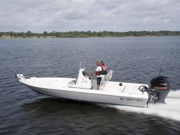 Skeeter SX230 T-TOP