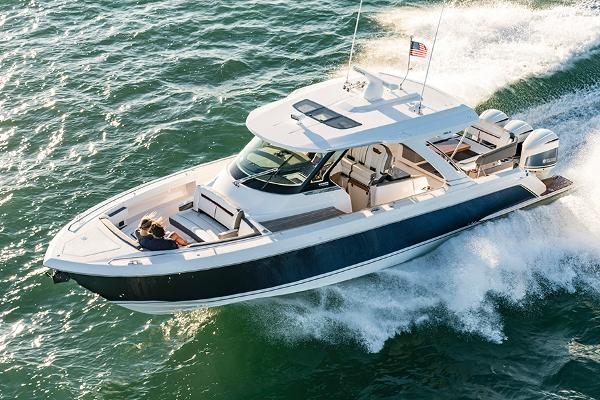 Tiara Yachts 38 LS Manufacturer Provided Image