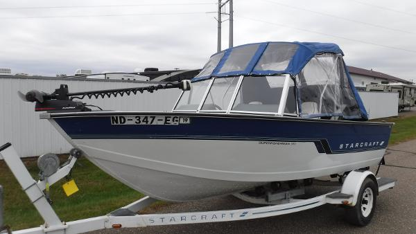 Starcraft Super Fisherman 170