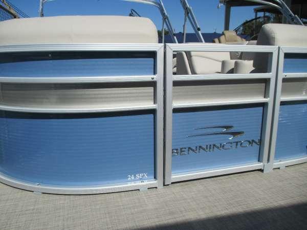 Bennington 24 SPDX