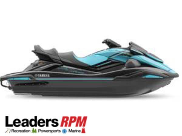 Yamaha WaveRunner FX Cruiser® HO with Audio