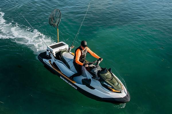 Sea-Doo Fish Pro 155 Manufacturer Provided Image