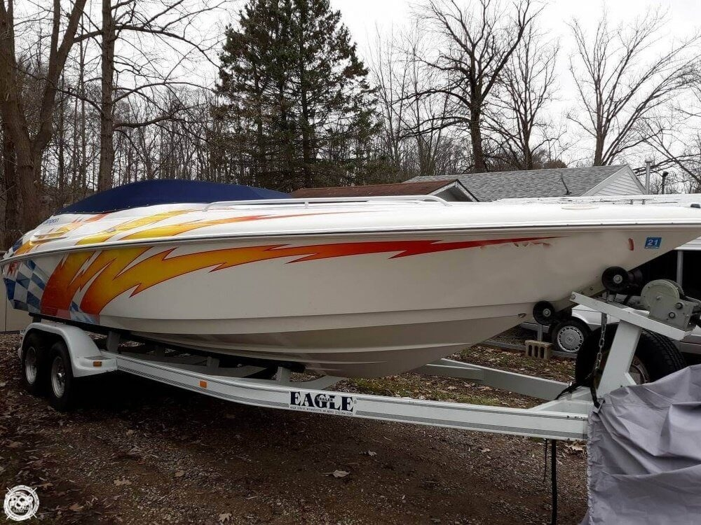 Campion Chase Series 800 1997 Campion 26 for sale in Lake Odessa, MI