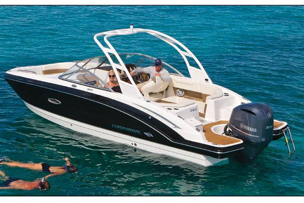 Chaparral 250 Suncoast Boats For Sale In United States