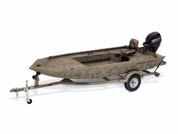 Tracker GRIZZLY® 1548 MVX Sportsman With Trailer