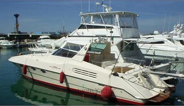 Riva 51 turborosso Riva 51 - Turborosso Agropoli - Sestante Yachts brokerage company