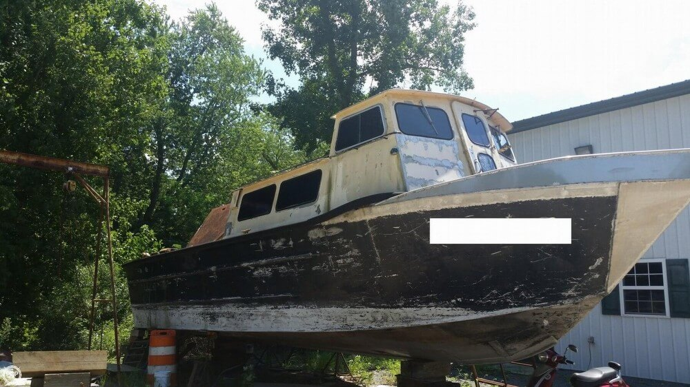 Monark Workboat 36 1980 MonArk Workboat 36 for sale in Millville, DE
