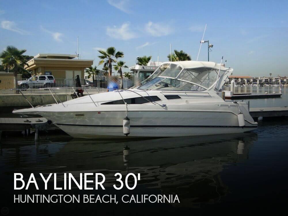 Bayliner 2855 Ciera Sunbridge 1998 Bayliner 2855 Ciera Sunbridge for sale in Huntington Beach, CA