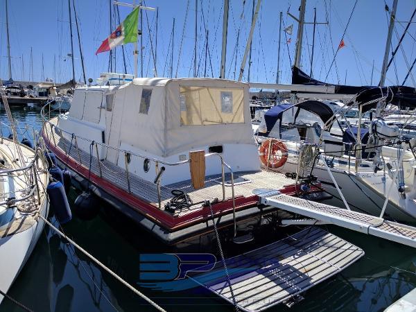 Custom Motomar Ex Motovedetta Militare IMG_20170513_142756