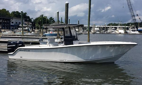 Mckee Craft 28 FREEDOM