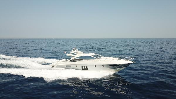 Azimut 62S Italia