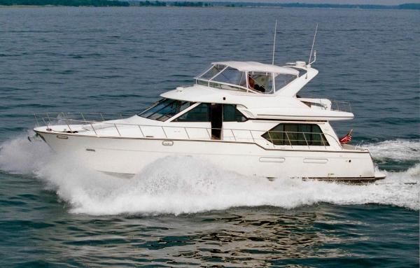 Bayliner 5288 Pilot House Motoryacht Dream Catcher