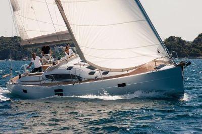 Impression 50 Elan Impression 50 sailing