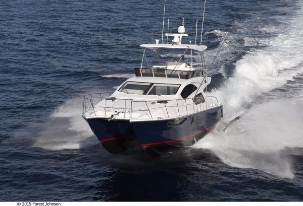 Mares Catamaran 45 Yacht Mares Catamaran 45ft Yacht