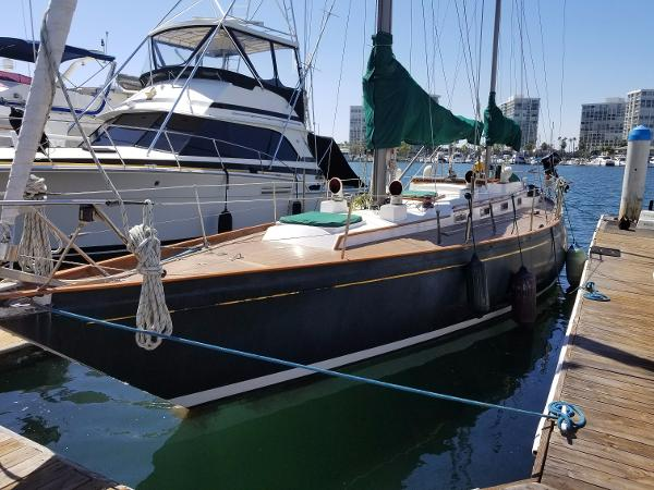 "F & C Alberto Cibil ""Frers"" Frers 44' Built by F & C Arg."