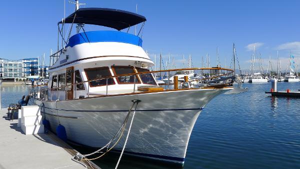 Albin 43 Trawler