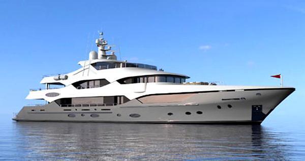 Christensen Custom 50M Series Skylounge Motoryacht