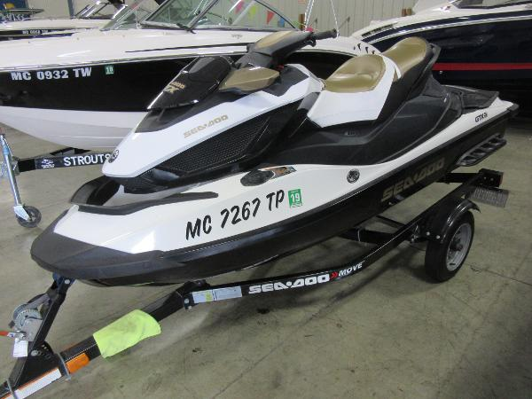 Sea-Doo GTX 155 ON DISPLAY NOW