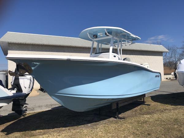 Sea Pro 259CC