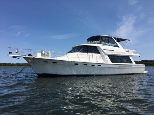 Bayliner 4788 Pilothouse Motoryacht