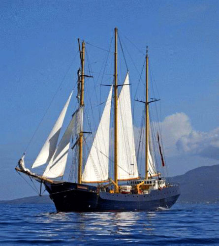 Custom Passenger Sailing Vessel Photo 1