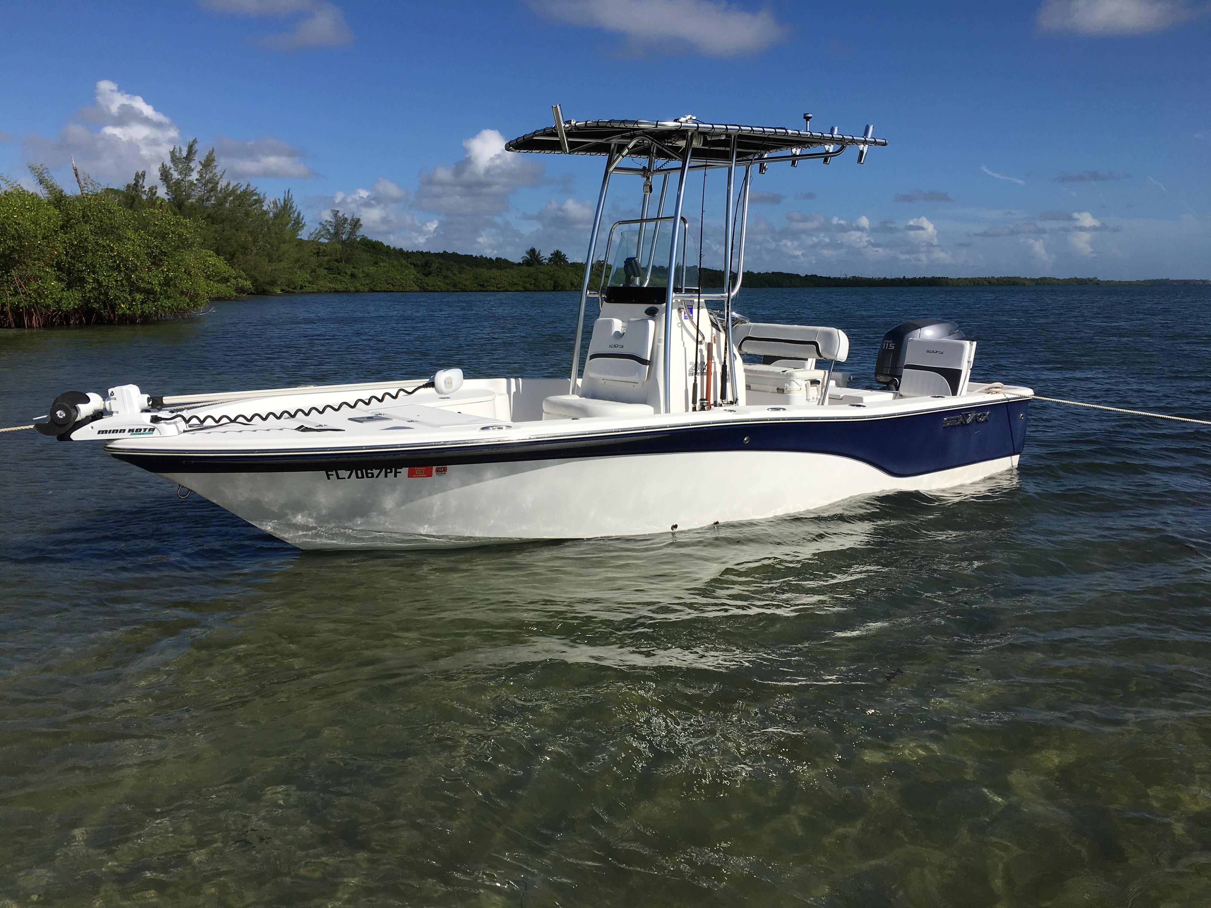 Sea Fox 200 Bay Boat