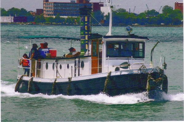 Welin 37 Tug