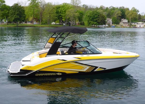 Chaparral 203 VRX TWIN