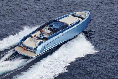 Vanquish Yachts VQ43 MK2