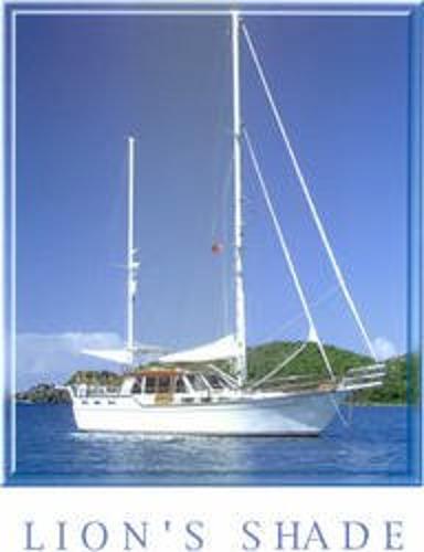 Nauticat Ketch