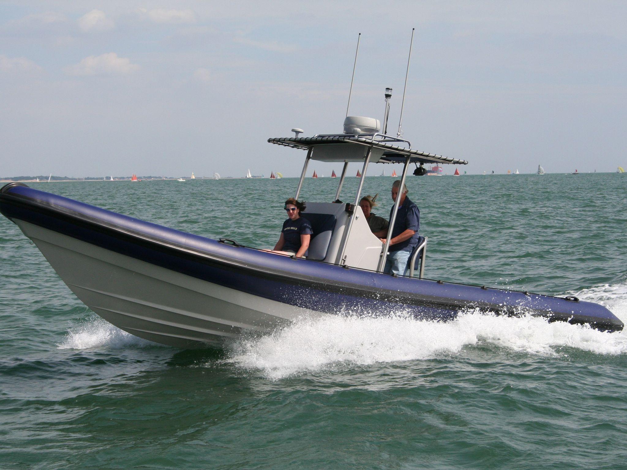 South Boats 9m RIB