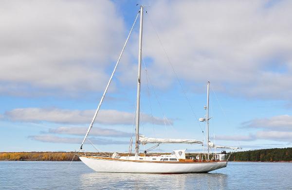 Hinckley Bermuda 40 Custom Yawl Marshalsea