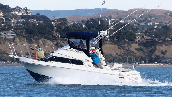 Skipjack 26 Flybridge
