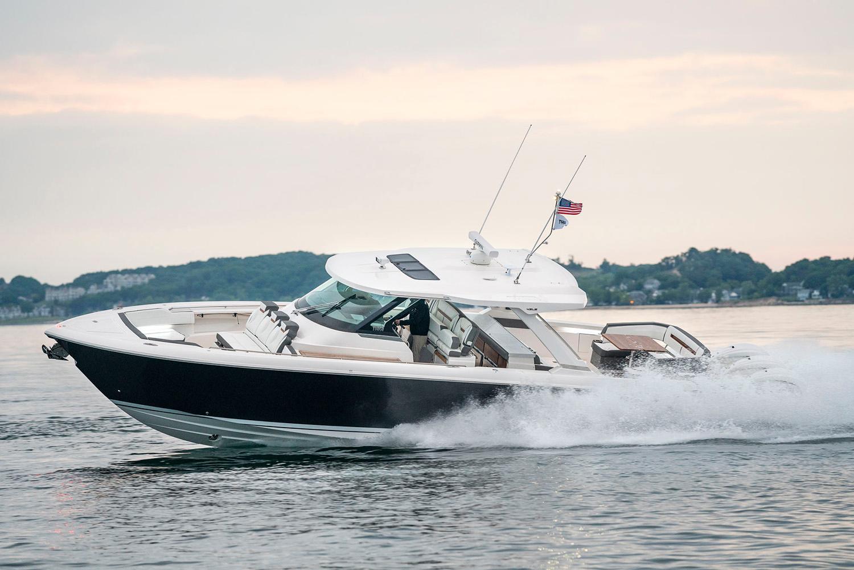 Tiara Yachts Boat image