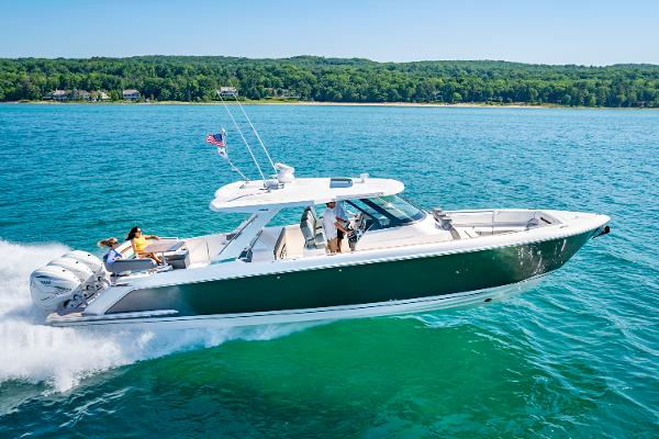 Tiara Yachts 43 LS Manufacturer Provided Image