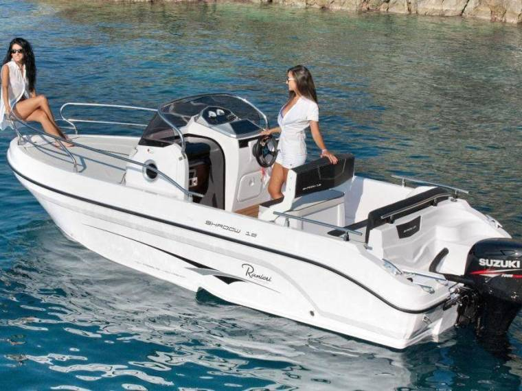 Ranieri International Shadow 19 Sundeck Einfuhrungspreis