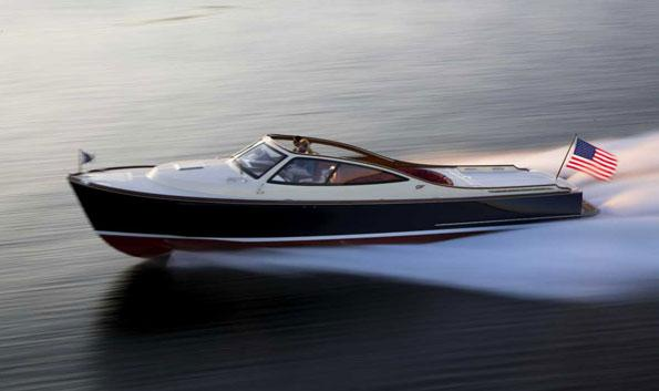 Hinckley Runabout 38 Manufacturer Provided Image