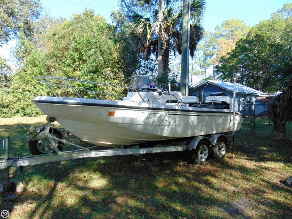 Boston Whaler Dauntless 18 1999 Boston Whaler Dauntless 18 for sale in Starke, FL